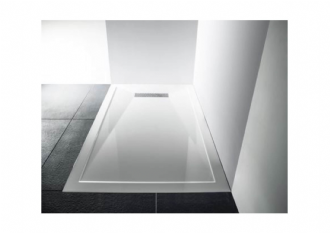 Tm25 Linear Shower Tray Inc Drain - Various Sizes